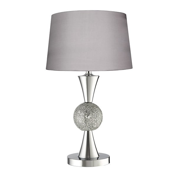 Stolní lampa Mosaic Silver Abazur
