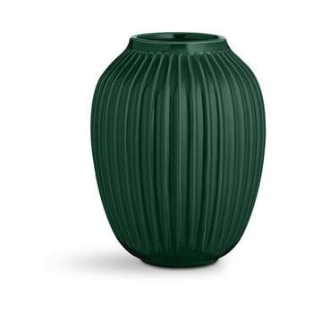 Vază din ceramică Kähler Design Hammershoi,înălțime 25 cm, verde
