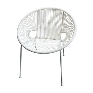 Bílá židle De Eekhoorn Cocktail