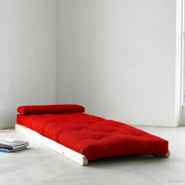Lenoška Karup Figo Raw/Red, 70cm