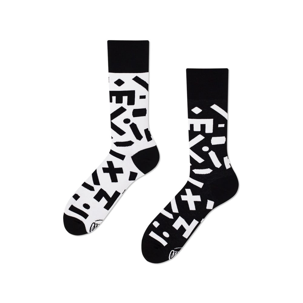 Ponožky Many Mornings Random Forms 7813b9c22e