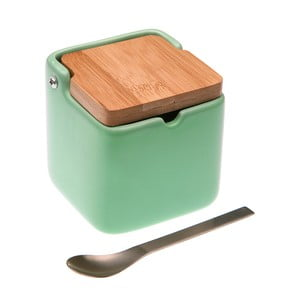 Zaharniță cu linguriță Versa Green