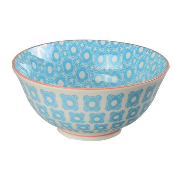 Porcelánová miska Tayo Colored Blue, 15,5x7 cm