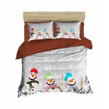 Lenjerie de pat cu cearșaf Claudie, 200x220cm de la Pearl Home