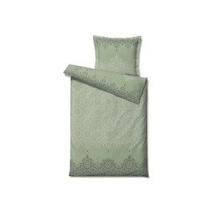 Povlečení Lace Green, 140x200 cm