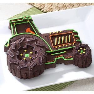 Forma na pečení traktor