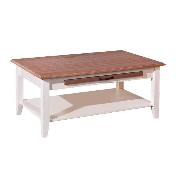 Bílý dřevěný konferenční stolek 13Casa Tolosa