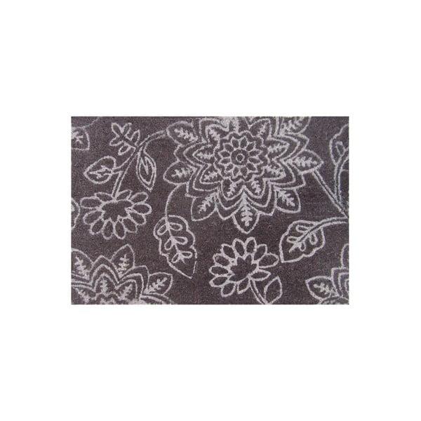 Rohožka Ewax Floral Wiper, 60 x 40 cm