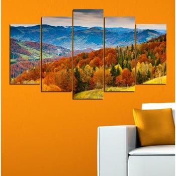 Tablou din mai multe piese 3D Art Magnalo, 102 x 60 cm