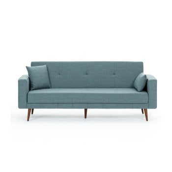 Canapea extensibilă Balcab Home Ivonne albastru