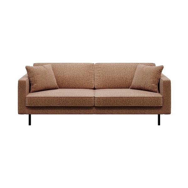 Kobo barna háromszemélyes kanapé - MESONICA