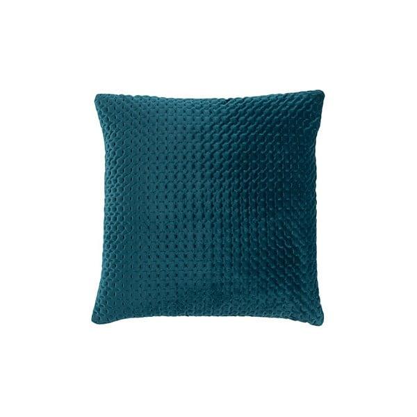 Pernă White Label Sterre, 45 x 45 cm, albastru petrol