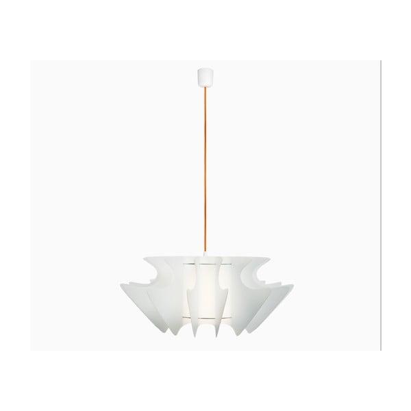 Závěsné svítidlo Bona white/orange