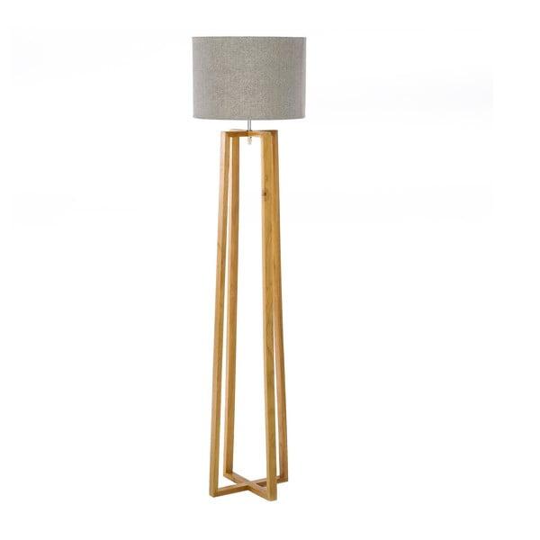 Stojací lampa Unimasa Wood