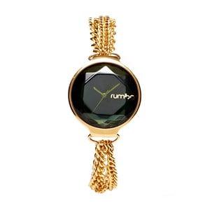 Dámské hodinky Orchard Chain Emerald