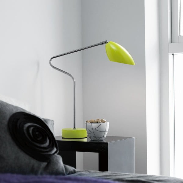 Stolní lampa Diva Green