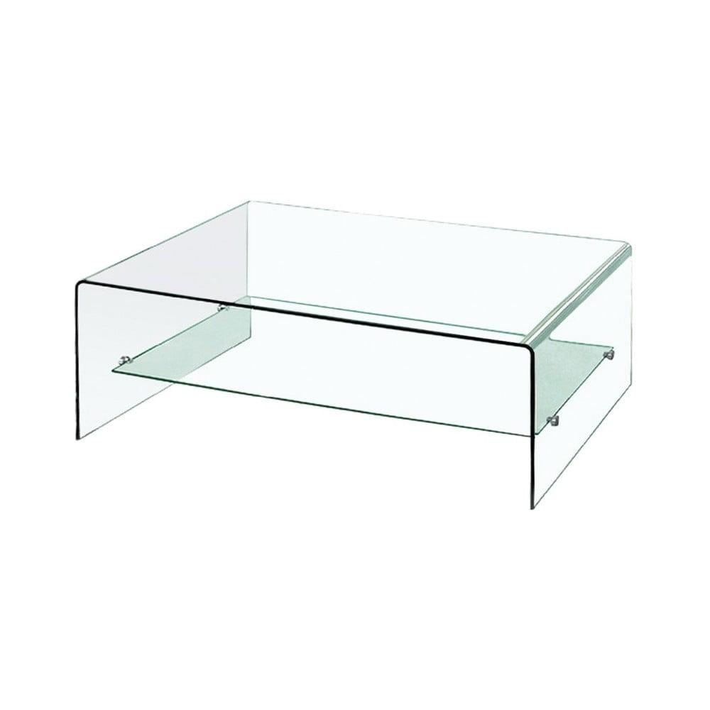Skleněný konferenční stolek Evergreen House Esidra