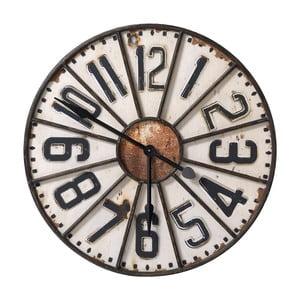 Nástěnné hodiny Industrial