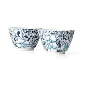 Sada 2 porcelánových hrnků na čaj Bredemeijer Yantai