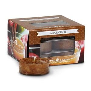 Sada 12 čajových svíček Goose Creek Jablečný cider