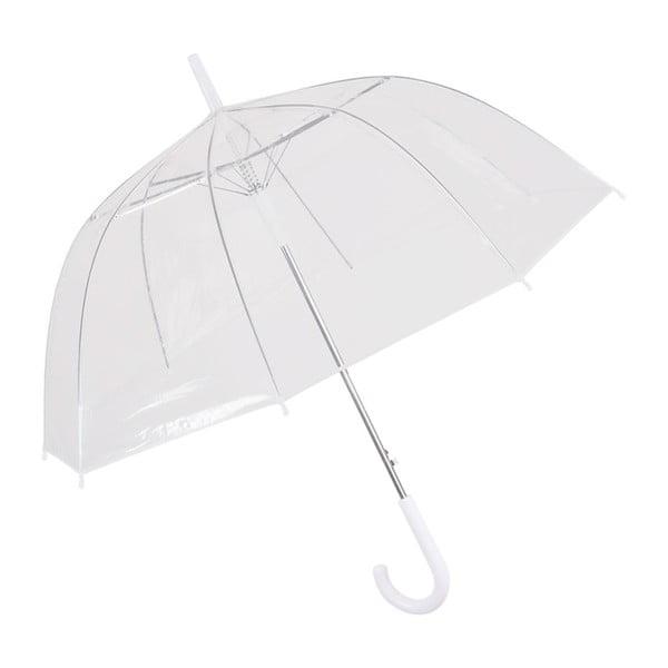 Transparentný dáždnik Crystal Clear
