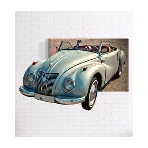 Nástěnný 3D obraz Mosticx Trabant, 40 x 60 cm