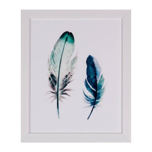 Obraz sømcasa Pluma, 25x30 cm