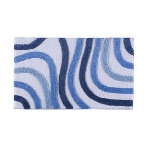Koupelnová předložka Sardes Blue, 60x100 cm