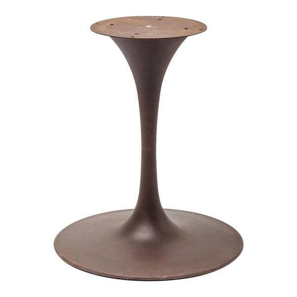 Tmavě hnědá noha pro stůl Kare Design Invitation Round, ⌀60cm