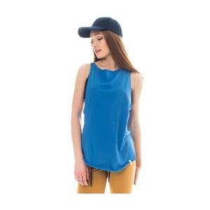 d0b1816e48e Modré bavlněné tílko Lull Loungewear Jeune