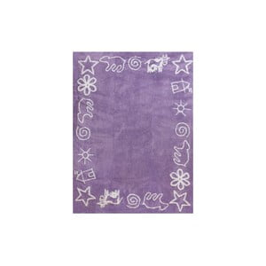 Koberec Prado 160x120 cm, lila