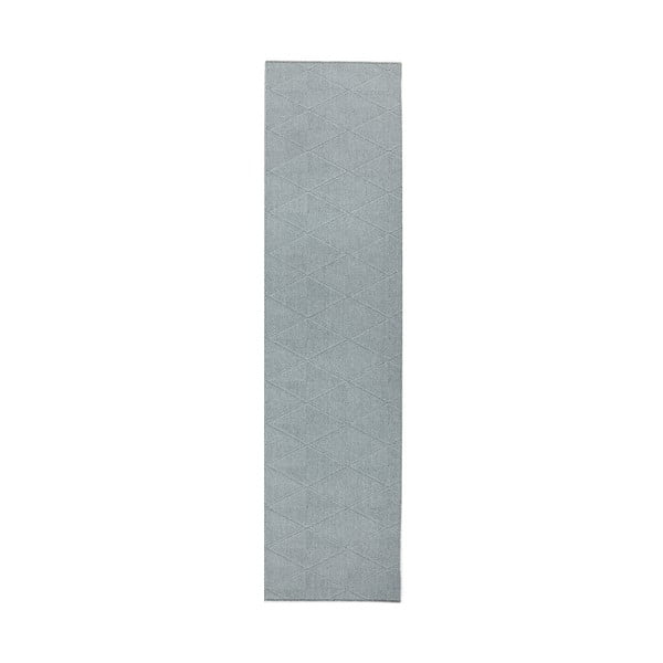 Covor Flair Rugs Petronas Grey, 57 x 230 cm