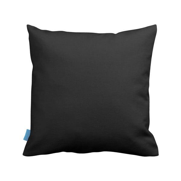 Polštář Sweet Home Black, 43x43 cm