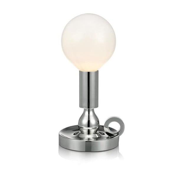 Stolní lampa History Chrome