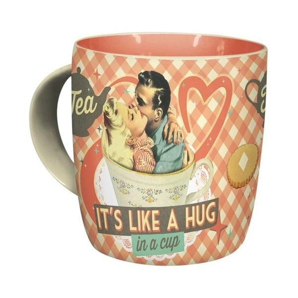 Keramický hrnek Postershop Hug in Cup