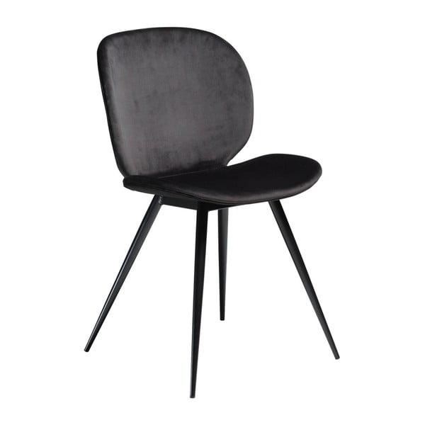 Černá židle DAN-FORM Denmark Cloud