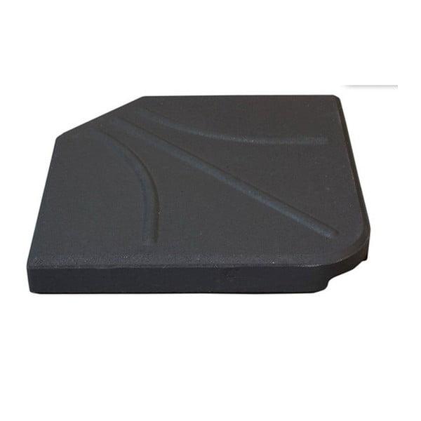 Podstavec na slunečník Grey, 47x47 cm