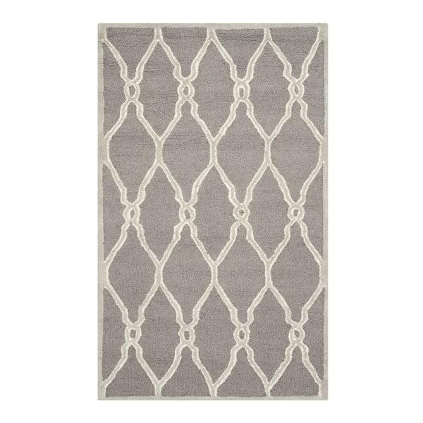 Vlněný koberec Augusta, 91x152 cm