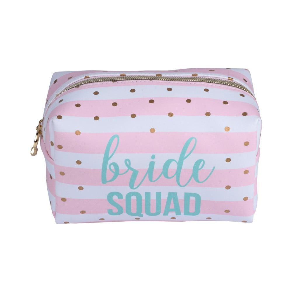 Kosmetická taštička Tri-Coastal Design Bride Squad