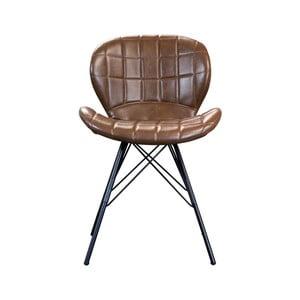 Sada 2 jídelních židlí Red Cartel Kenton