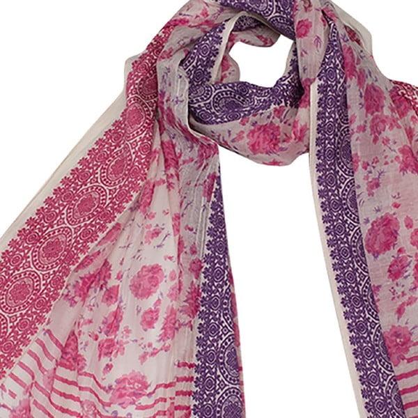 Šátek Fanni Pink