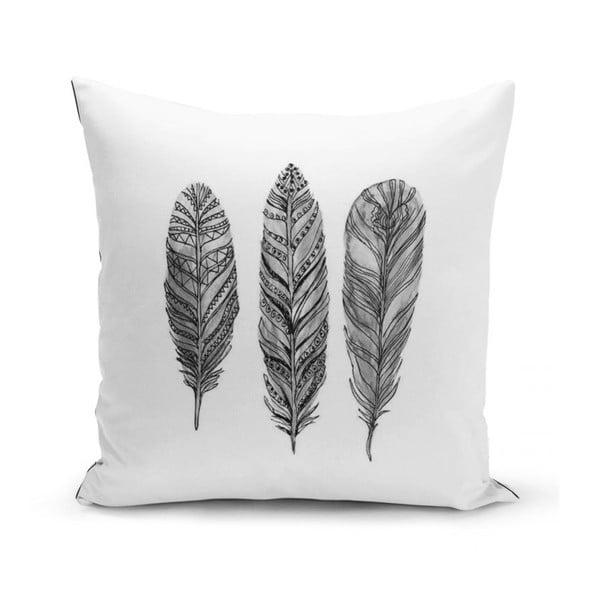 Față de pernă Minimalist Cushion Covers Satino, 45 x 45 cm