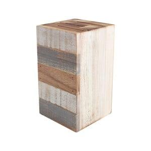 Blok na 3 nože z akáciového dřeva T&G Woodware Drift