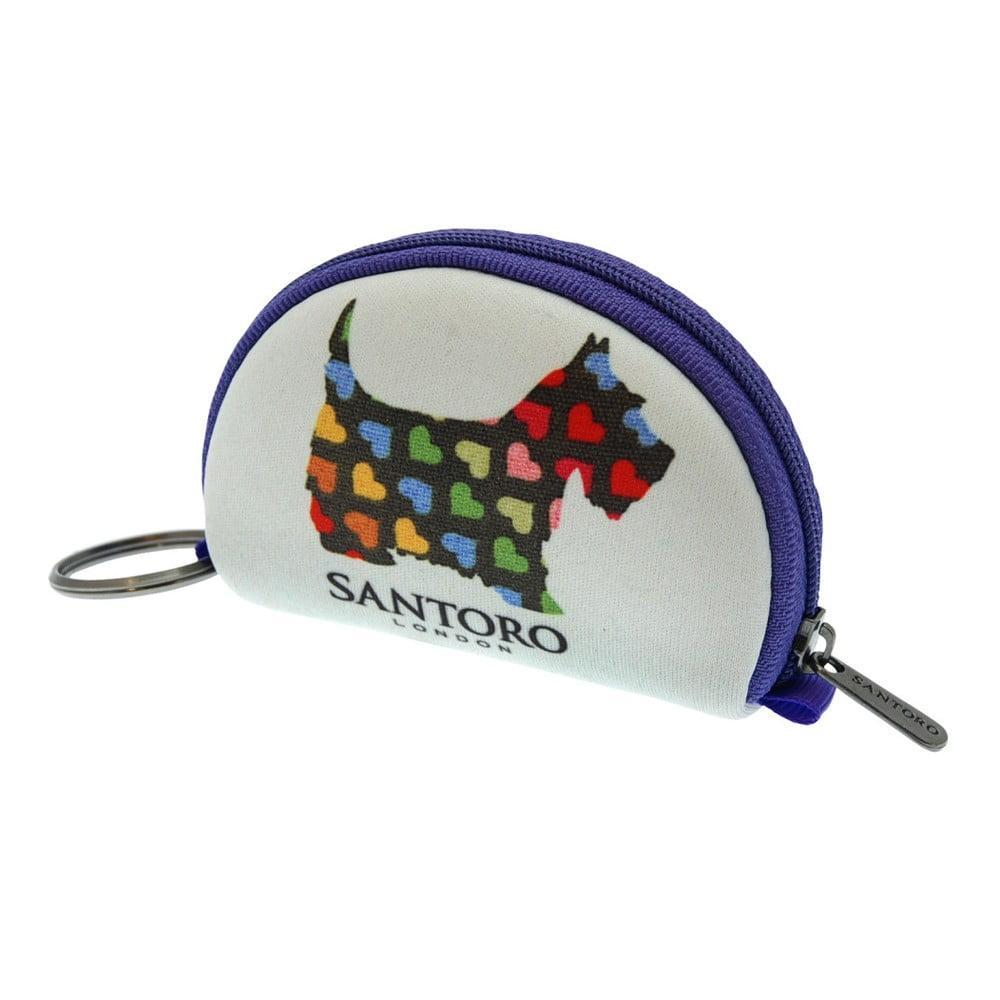 Oboustranná taštička na drobnosti Santoro London Scottie Dogs
