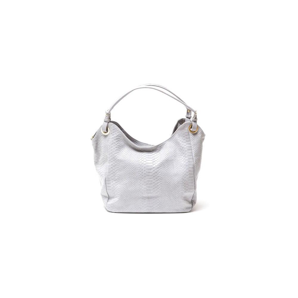 Kožená kabelka Isabella Rhea 8006 Grigio  b67bf4ab79