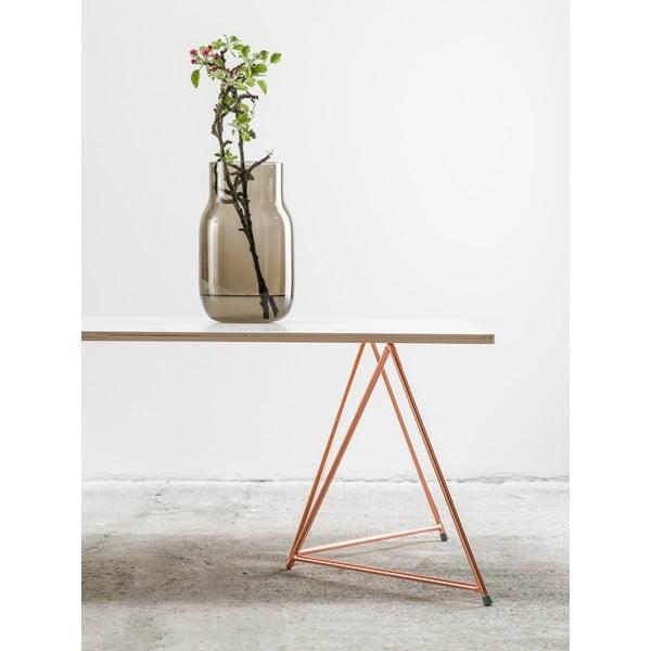 Podnož ke konferenčnímu stolu Coffee Copper, 29x70 cm