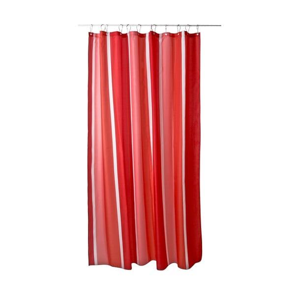 Sprchový závěs Red Confetti
