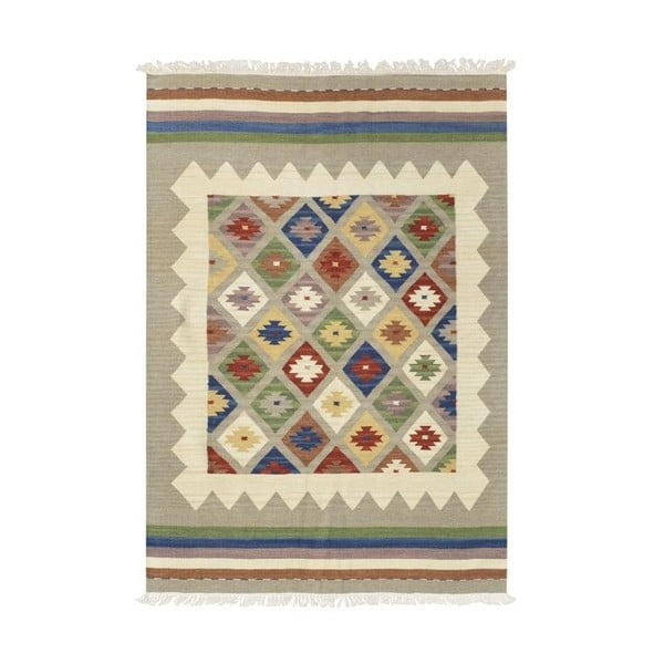Ručně tkaný koberec Kilim Mehri, 125x185cm