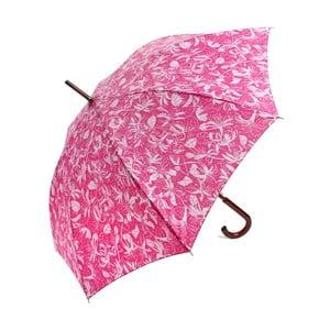 Deštník Blooms of London Pink Honey Suckie