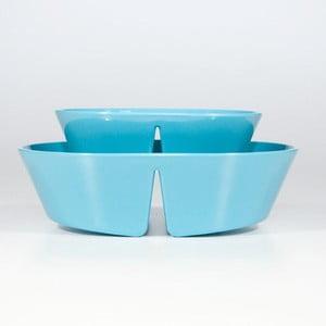 Měřící misky Balancing Bowl, tyrkysová